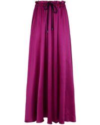ROKSANDA - Neveah Drawstring Skirt - Lyst