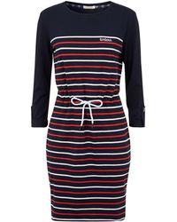 Barbour - Fleetwood Striped Dress - Lyst