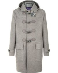 Ralph Lauren - Lothbury Wool Duffle Coat - Lyst