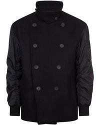 Wooyoungmi - Ruffle Sleeve Jacket - Lyst