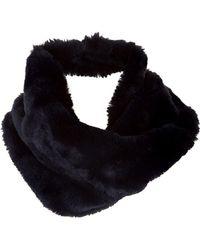 Claudie Pierlot - Faux Fur Twist Snood - Lyst
