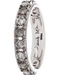 Annoushka - Dusty Diamond Eternity Ring - Lyst