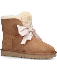 UGG - Gita Bow Boots - Lyst