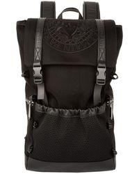 Balmain - Large Logo Backpack - Lyst