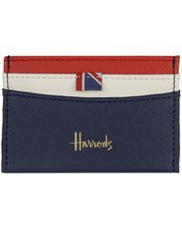 Harrods - Union Jack Cardholder - Lyst
