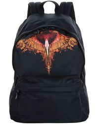 Marcelo Burlon - Flame Wing Print Backpack - Lyst