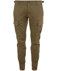 C P Company - Cargo Trousers - Lyst