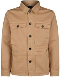 J.Lindeberg - Shade Cotton Jacket - Lyst