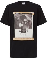Burberry - Archive Campaign T-shirt - Lyst