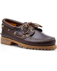 Timberland - 3 Eye Classic Shoe - Lyst
