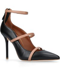 Malone Souliers - Leather Robyn Court Shoes 100 - Lyst