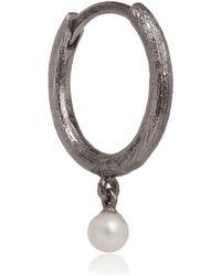 Annoushka - Hoopla Pearl Earring - Lyst