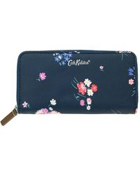 Cath Kidston - Busby Bunch Floral Purse - Lyst