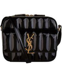 Saint Laurent - Small Vicky Shoulder Bag - Lyst
