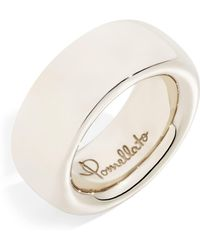 Pomellato - Medium White Gold Iconica Ring - Lyst