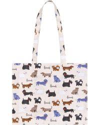 Harrods - Walking Dogs Shoulder Bag - Lyst