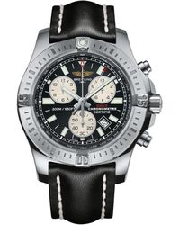 Breitling - Staineless Steel Colt Chronograph Watch 44mm - Lyst
