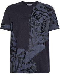 Valentino - Tiger T-shirt - Lyst