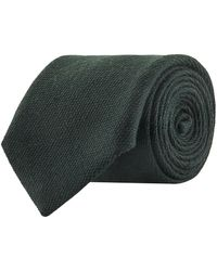 Harrods - Textured Wool Tie - Lyst