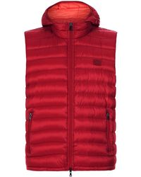 Paul & Shark - Ultralight Down Gilet - Lyst