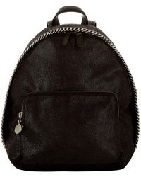 Stella McCartney - Falabella Small Zip Backpack - Lyst