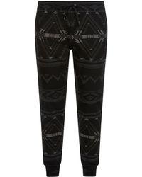 Ralph Lauren - Geometric Print Sweatpants - Lyst
