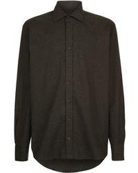 James Purdey & Sons - Flannel Shirt - Lyst