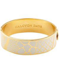 Halcyon Days - Wildlife Bangle - Lyst