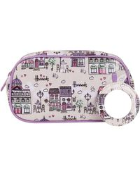 Harrods - Caf Culture Cosmetic Bag - Lyst