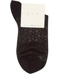 Falke - Embroiderd Socks - Lyst
