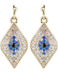 Halcyon Days - Evil Eye Earrings - Lyst