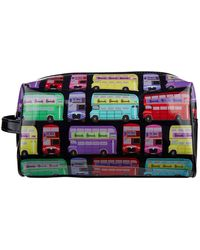 Harrods - Bus Wash Bag - Lyst