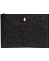 Thom Browne - Leather Tablet Holder - Lyst