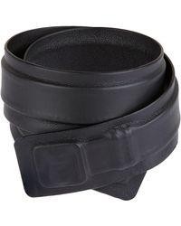 Maison Margiela - Leather Wrap Belt Bracelet - Lyst