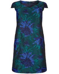 Elena Miro - Jacquard Dress - Lyst