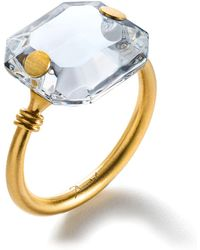 Baccarat - Marie-hlne De Taillac Ring - Lyst