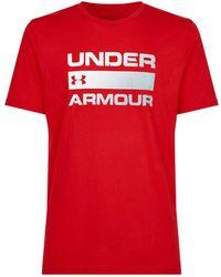 Under Armour - Team Issue Wordmark T-shirt - Lyst