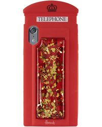 Harrods - Silcone Phonebox Iphone Case - Lyst
