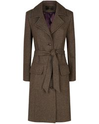 James Purdey & Sons - Ellis Tweed Coat - Lyst