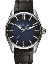 H. Moser & Cie - Pioneer Centre Seconds Watch 42.8mm - Lyst