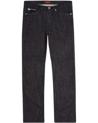 7 For All Mankind - Cashmere Selvedge Slimmy Jeans - Lyst