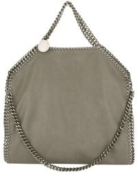 62c1ce36b81c Stella McCartney - Medium Falabella Fold Over Tote - Lyst