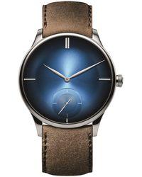 H. Moser & Cie - Venturer Small Seconds Watch 39mm - Lyst
