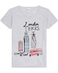 Harrods - London Rocks T-shirt - Lyst