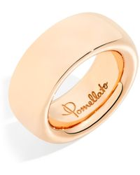 Pomellato - Medium Rose Gold Iconica Ring - Lyst