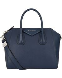 Givenchy - Antigona Small Leather Sugar Tote Bag - Lyst