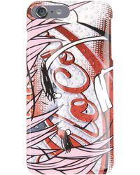 Moschino - Fantasy Print Iphone 8 Case - Lyst
