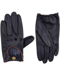 Harrods | Leather Driving Gloves | Lyst