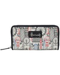 Harrods - Balloons And Bicycles Wallet - Lyst