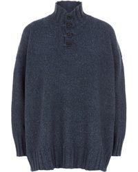 Eskandar - Knitted Sweater - Lyst